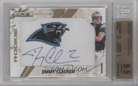 Jimmy Clausen /199 [BGS 9.5]