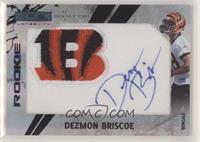 Dezmon Briscoe #/10