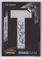 Toby Gerhart [Noted] #/385