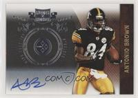 Antonio Brown #/50