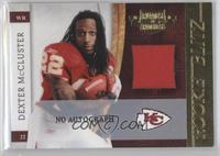 Dexter McCluster [Noted] #/25