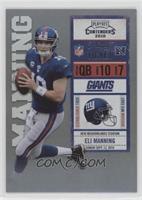 Eli Manning #/99