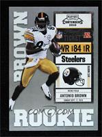 Antonio Brown #18/99