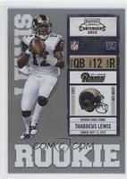 Thaddeus Lewis /99