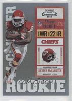 Dexter McCluster (Red Jersey) #/99