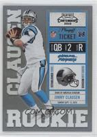 Jimmy Clausen /99