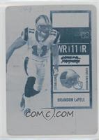 Brandon LaFell #/1