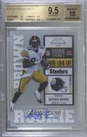 Antonio Brown [BGS 9.5 GEM MINT]