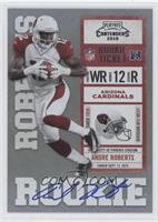 Andre Roberts (White Jersey) /498