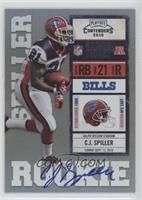 C.J. Spiller #/372