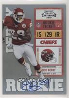 Eric Berry (Running) #/97