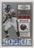 Gerald McCoy (White Jersey) /82