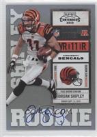 Jordan Shipley (White Jersey) /499