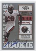 Mike Williams (White Jersey) #/391