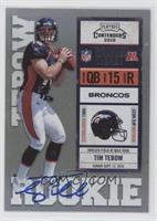 Tim Tebow #/400