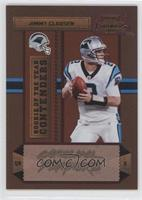 Jimmy Clausen /100