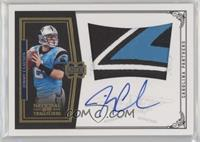 Rookie Signature Materials - Jimmy Clausen #/25