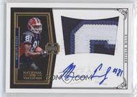 Rookie Signature Materials - Marcus Easley #/25