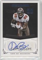 Rookie Signature - Dezmon Briscoe #/99