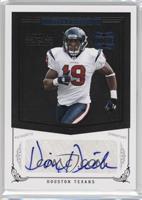 Rookie Signature - Dorin Dickerson /99