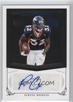 Rookie Signature - Perrish Cox #/99