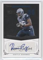 Rookie Signature - Russell Okung /99