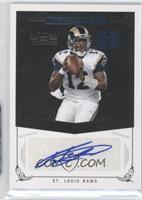 Rookie Signature - Thaddeus Lewis #/99