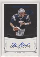 Rookie Signature - Zac Robinson #/99