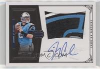 Rookie Signature Materials - Jimmy Clausen #/99