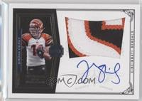 Rookie Signature Materials - Jordan Shipley #/99