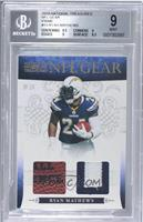 Ryan Mathews /49 [BGS 9]