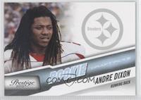 Andre Dixon /999