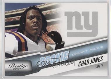 2010 Playoff Prestige - [Base] - Draft Picks Light Blue #218 - Chris Jones /999