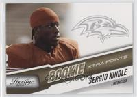 Sergio Kindle #/250