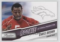 Chris Brewer #/50