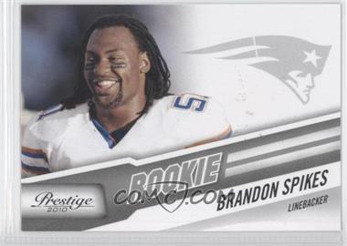 2010 Playoff Prestige - [Base] #213 - Brandon Spikes