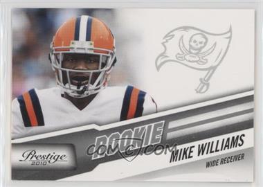 2010 Playoff Prestige - [Base] #272 - Mike Williams
