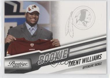 2010 Playoff Prestige - [Base] #299.2 - Trent Williams (Draft Day)