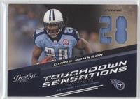 Chris Johnson #/50