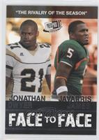 Jonathan Dwyer, Javarris James
