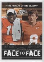 Jordan Shipley, Dez Bryant