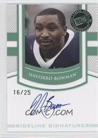 NaVorro Bowman /25