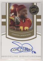 Stafon Johnson [EXtoNM]