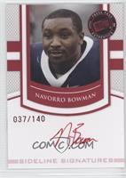 NaVorro Bowman /140