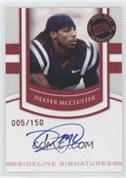 Dexter McCluster (D. McCluster) #/150