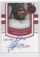 Javarris James #/150