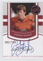 Jordan Shipley #/150