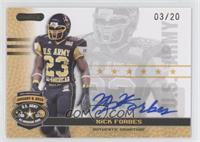 Nick Forbes /20