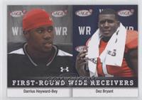 Darrius Heyward-Bey, Dez Bryant