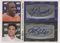 Mark Sanchez, C.J. Spiller